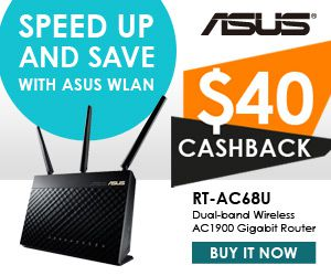 RT-AC68U Cash Back